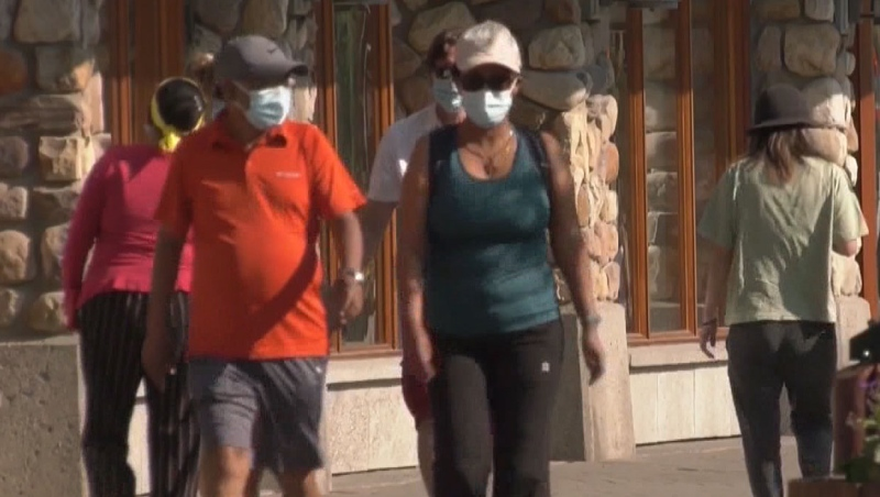 Canmore adopts face mask bylaw