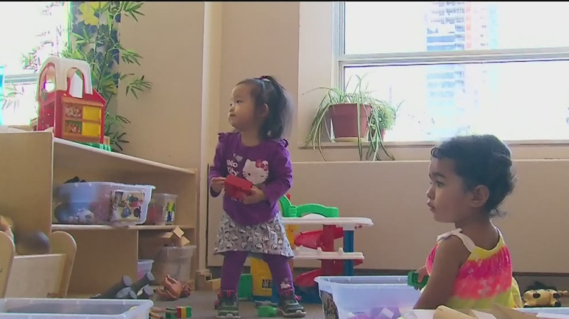More money for childcare in Ontario