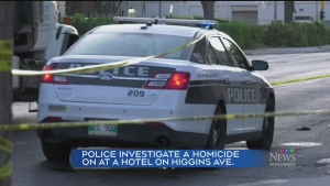 Police investigating early morning homicide