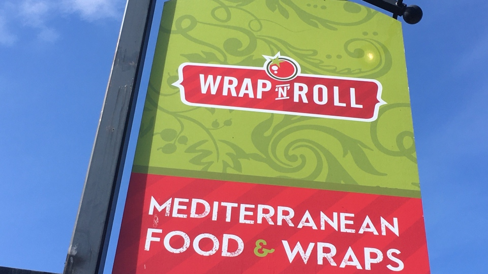 Wrap N Roll will be selling falafel wraps by donation on Saturday to support humanitarian efforts in Beirut.