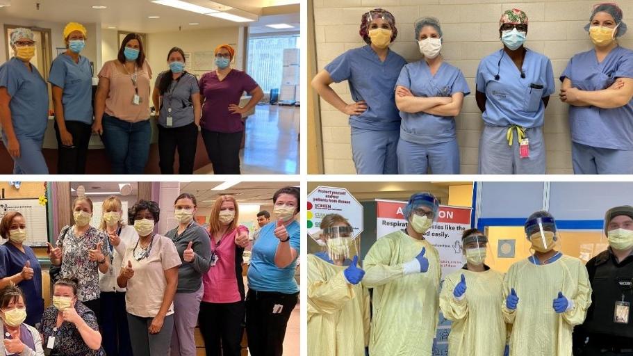 Grand River Hospital Staff