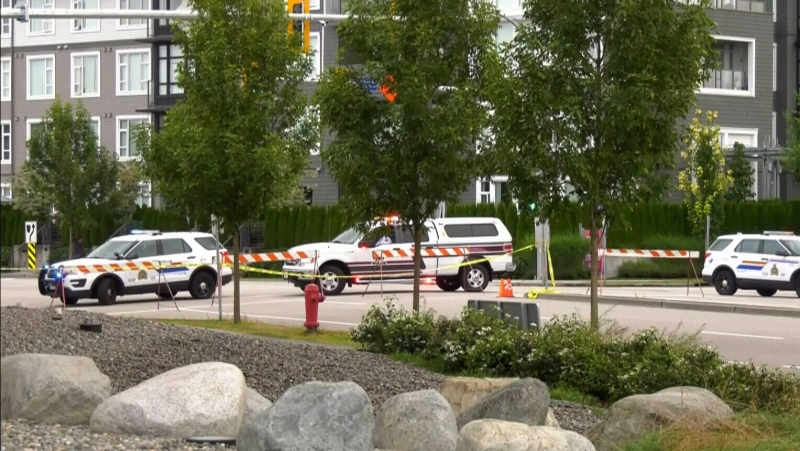Motorcyclist dies after crash in Port Coquitlam