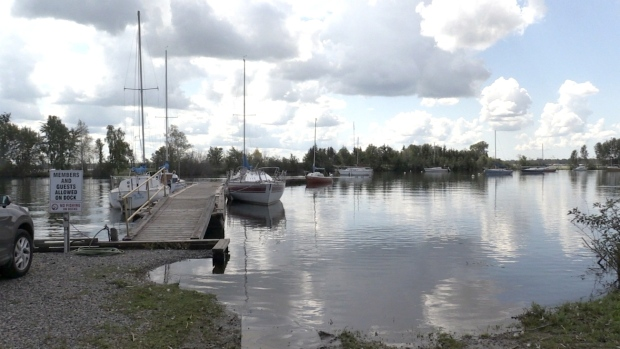 Despite having to cancel all races and events this year, the Algoma Sailing Club says membership has actually risen throughout the summer. (Christian D'Avino/CTV News)