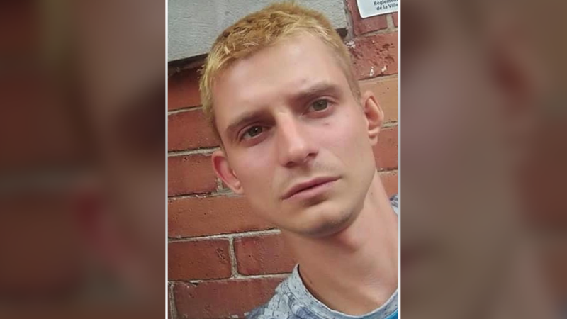 Ottawa police are asking for help locating Christopher Richardson, 32, who was reported missing Aug. 6, 2020. He was last seen in the ByWard Market. (Ottawa Police handout)