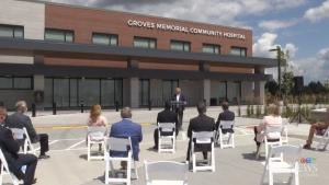 New hospital opening in Fergus