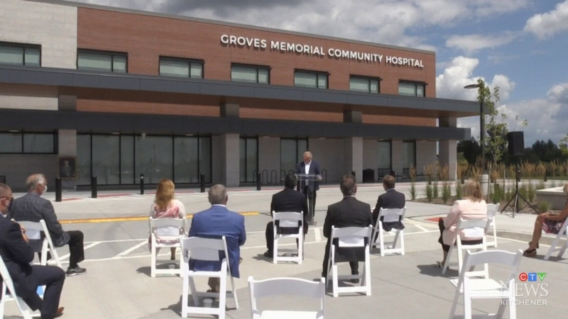 New hospital opening in Fergus