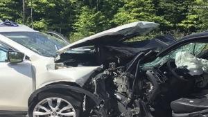 Serious crash in Kanata