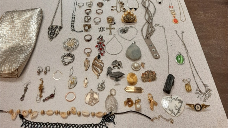 Police are hoping to return these items, and more, which are believed to have been stolen: (Victoria Police)