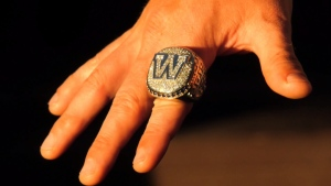 Bombers ring