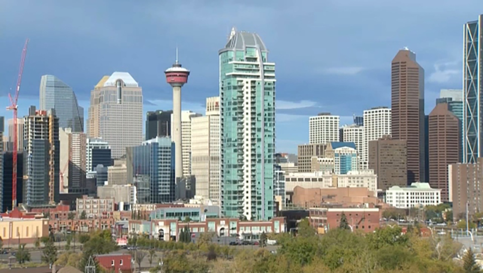 Calgary showed signs of economic recovery in July, as part of a provincial rebound that saw Alberta gain 67,000 jobs. The province's overall unemployment rate dropped to 12.8 per cent.