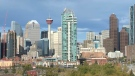 Statistics Canada says Calgary's population grew by almost 2 per cent in 2020. (File)