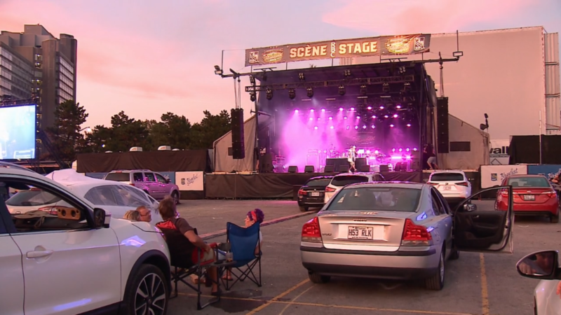 Bluesfest Drive-in
