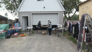 National Garage Sale Day in Sault Ste. Marie