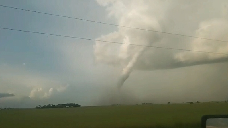 CTV National News: Tornado kills two in Manitoba