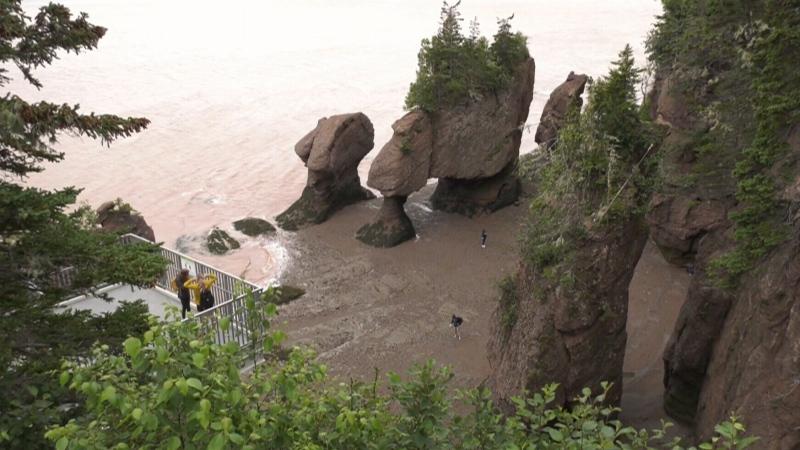 CTV National News: Tourism in Atlantic Canada