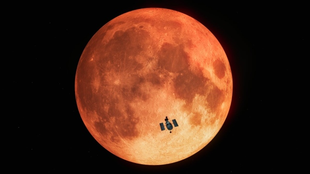Why the Hubble Space Telescope was finally pointed at a lunar eclipse