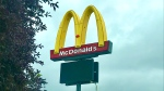 A McDonald's in Brandon, Man. is closed for cleaning after an employee was presumed to be positive for COVID-19.