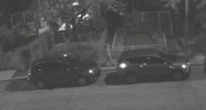 Toronto police have released this security camera image in connection with a sexual assault investigation in the area of Dupont Street and Ossington Avenue. (Handout /Toronto police)