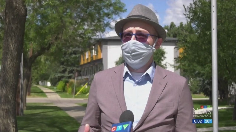 Edmonton offering mask exemption cards