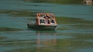 Seebe Dam drowning