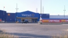 An employee at the McPhillips Walmart tested positive for COVID-19. (Gary Robson/CTV News)