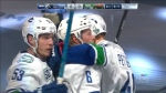 Canucks learn next opponent