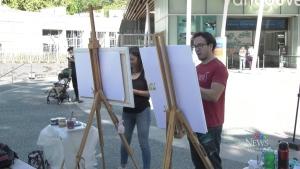 Artwork to support Vancouver Aquarium