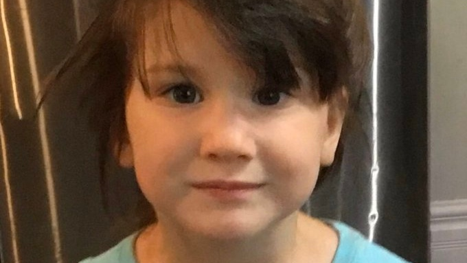 Police are searching for 4-year-old Lea Fiset in an area near Quebec City. Fiset was last seen on the afternoon of Sun., Aug. 9, 2020. (Photo: Surete du Quebec)