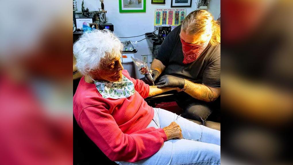 dorothy tattoo