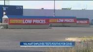Winnipeg Walmart worker tests COVID-positive