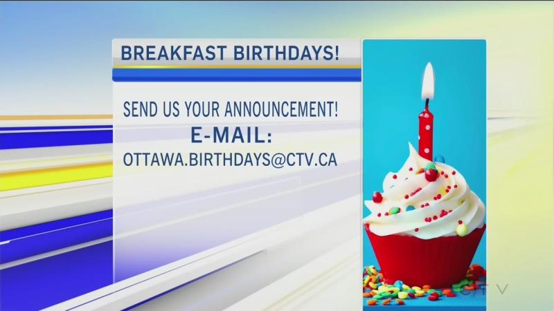 CTV Morning Live Birthdays Aug 10
