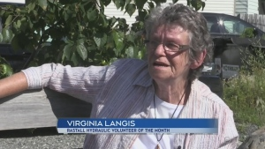 Virginia Langis of Capreol