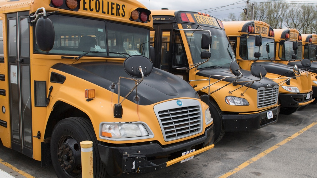 Physical Distancing On School Buses Leaves Families Scrambling To Find Transportation Ctv News