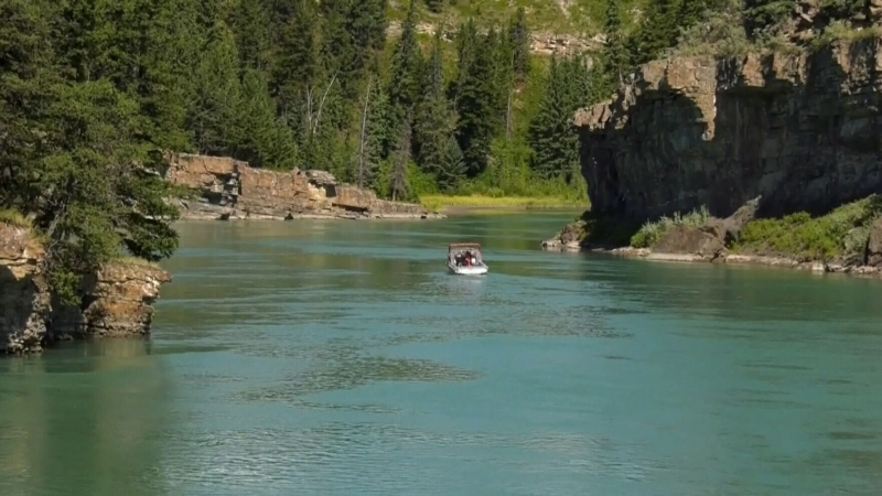 Teen presumed drowned in Bow River