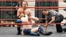 Wrestling through a pandemic