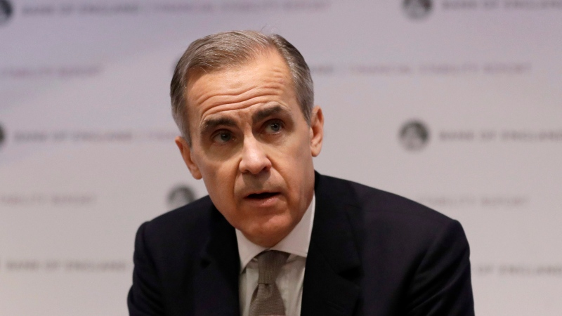 Is Mark Carney going to replace Bill Morneau?