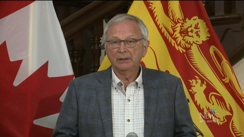 N.B. premier proposes election agreement