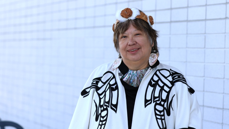 Vancouver Island University has appointed prominent Indigenous leader and advocate Judith Sayers as the post-secondary institution's newest chancellor: (Vancouver Island University)