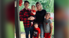 A campaign is aiming to raise $75,000 to support the family of Gareth Reardon, who was killed Aug. 4, 2020 when he was hit by a truck while cycling in Pitt Meadows. (GoFundMe)