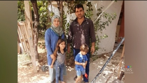 A group if island residents is looking to help reunite a family of Syrian refugees with relatives living on Vancouver Island.