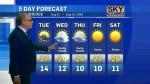 Lethbridge weather Aug. 10, 2020