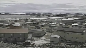 CTV News Archive: Nunavut land agreement signed