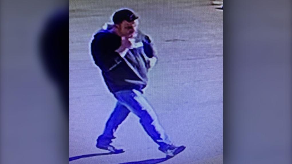 assault suspect, Lethbridge, Columbia Blvd