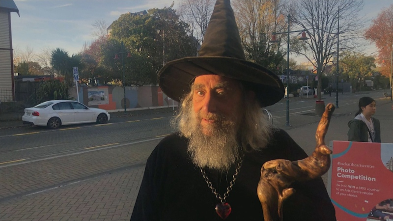 New Zealand Wizard
