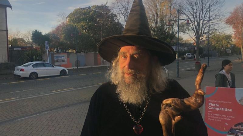 New Zealand Wizard
