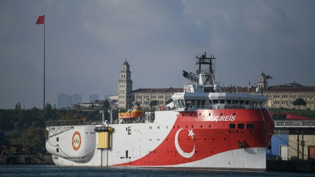 Greece condemns Turkish 'provocation' as maritime dispute deepens
