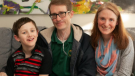 Devon Hack has undergone a double lung transplant. (GoFundMe)