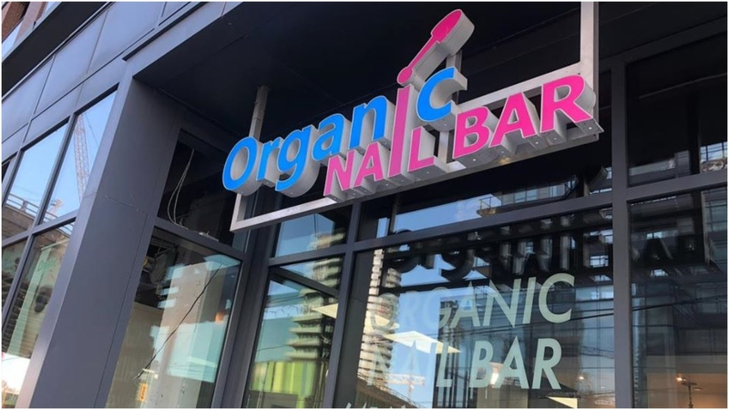 The owner of a popular Toronto nail salon says his employees became the target of a racist attack after a customer refused to pay for a manicure. (Facebook/Organic Nail Bar)