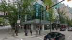 A Foot Locker location in Vancouver is seen in an image from Google Street View.