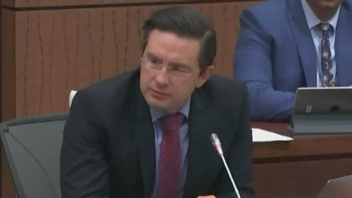 Poilievre grills Chagger over WE Charity